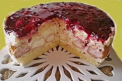 Windbeutel-Torte 106