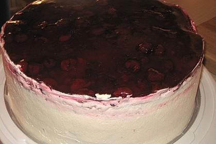 Windbeutel-Torte 86