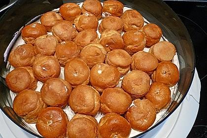 Windbeutel-Torte 121
