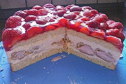 Windbeutel-Torte 42