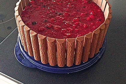 Windbeutel-Torte 16