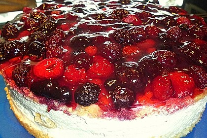 Windbeutel-Torte 34