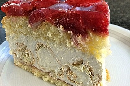Windbeutel-Torte 77
