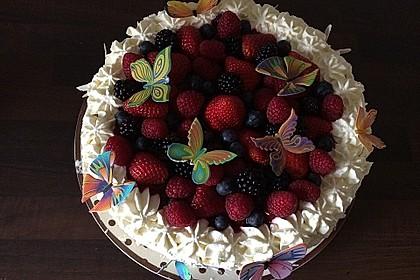 Windbeutel-Torte 6