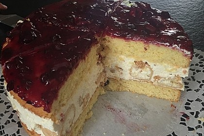 Windbeutel-Torte 55