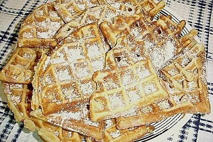 Omas Waffeln Rezepte Original waffeln nach omas mümmelchen chefkoch de