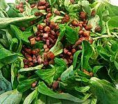 Feldsalat mit Speck (Bild)