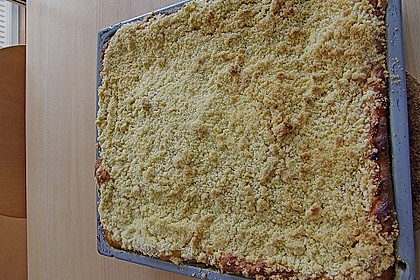 Apfelkuchen mit Streuseln 11
