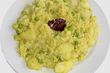 Würziges Blumenkohl - Curry 1