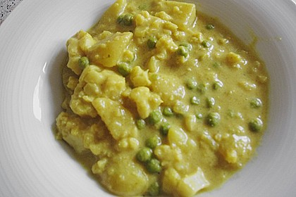 Würziges Blumenkohl - Curry 2