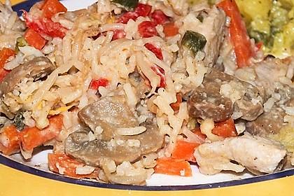 Asiatischer Reissalat 5