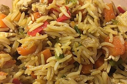 Asiatischer Reissalat 4