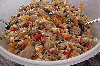 Asiatischer Reissalat 2