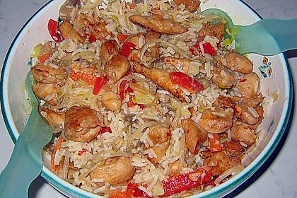 Asiatischer Reissalat 0