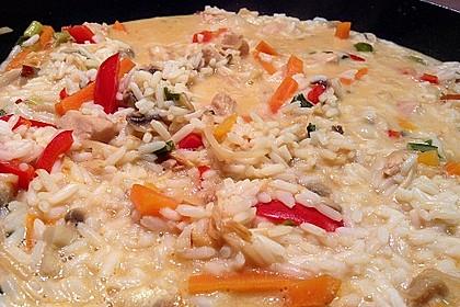 Asiatischer Reissalat 3