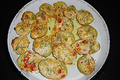Italienische Ofenkartoffeln 5