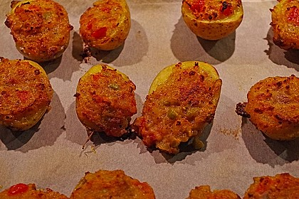 Italienische Ofenkartoffeln 7