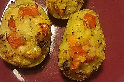 Italienische Ofenkartoffeln 2