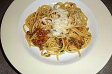 Rammstein`s Spaghetti Bolognese