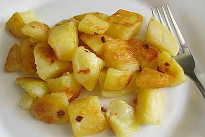 Batatas douradas 1