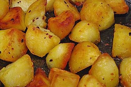 Batatas douradas 0