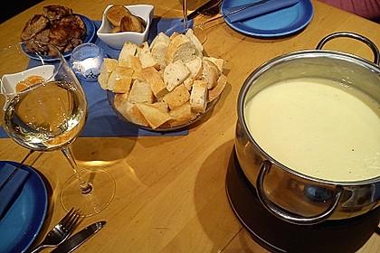 Schweizer Käsefondue 3