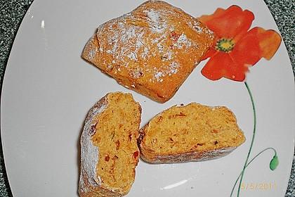 Schnelles Tomaten-Ciabatta 17