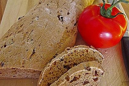 Schnelles Tomaten-Ciabatta 2