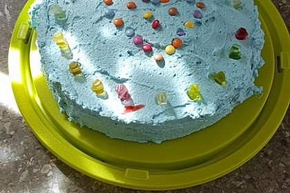 7 - Jahres - Torte 10