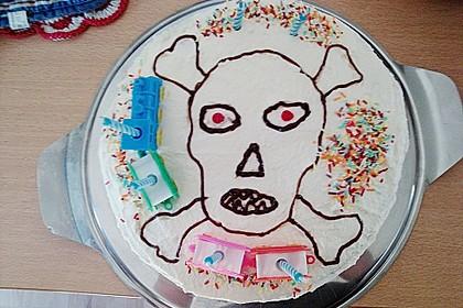 7 - Jahres - Torte 14