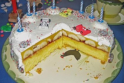 7 - Jahres - Torte 6