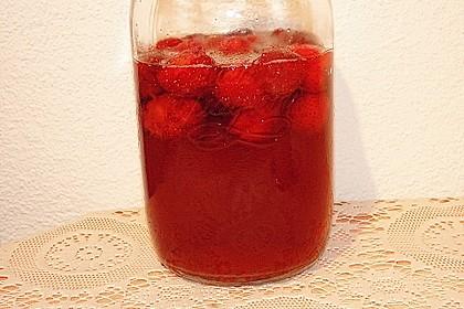 Erdbeer - Likör 2