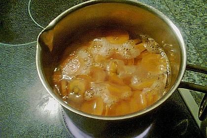 Möhrensüppchen mit Ingwer und Avocado 38