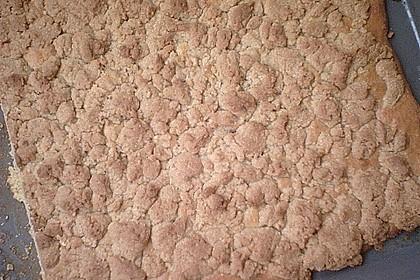 Schlesischer Streuselkuchen à la Sylvia 9