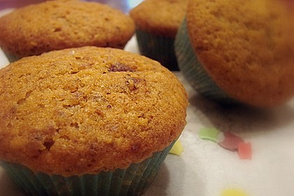 Schoko - Nuss Muffins 8