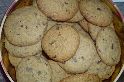 Haselnuss - Cookies 26