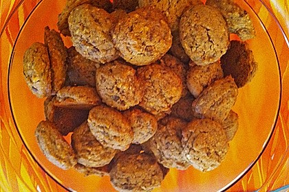 Haselnuss - Cookies 24