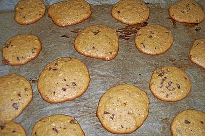 Haselnuss - Cookies 19