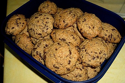 Haselnuss - Cookies 3