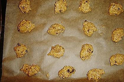 Haselnuss - Cookies 29
