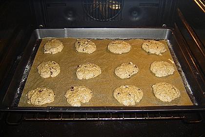 Haselnuss - Cookies 27