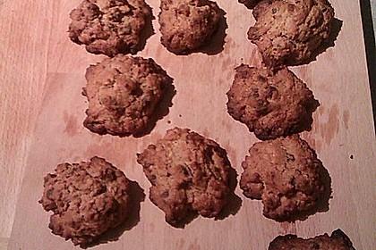Haselnuss - Cookies 28