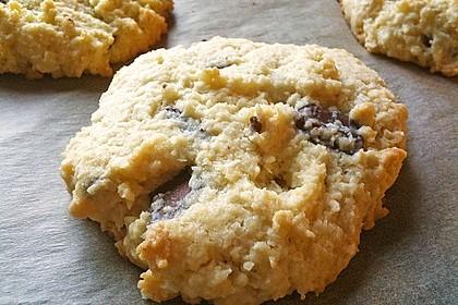Haselnuss - Cookies 7