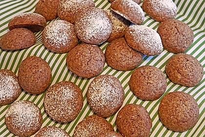 Haselnuss - Cookies 2