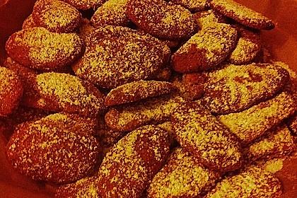 Haselnuss - Cookies 18
