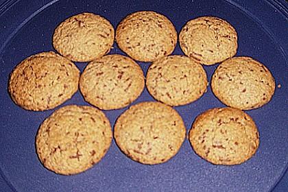 Haselnuss - Cookies 23