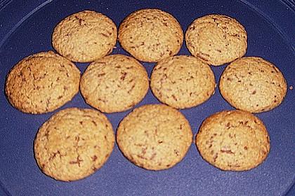 Haselnuss - Cookies 17