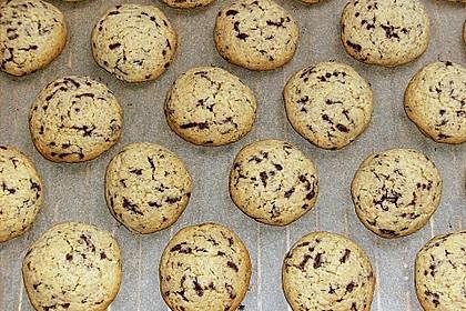 Haselnuss - Cookies 8