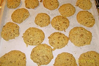 Haselnuss - Cookies 20