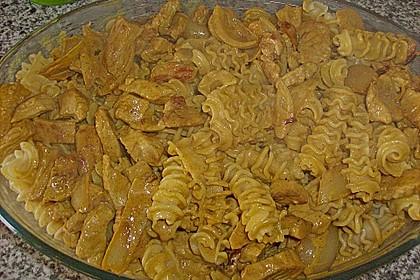 Curry - Hähnchen 2